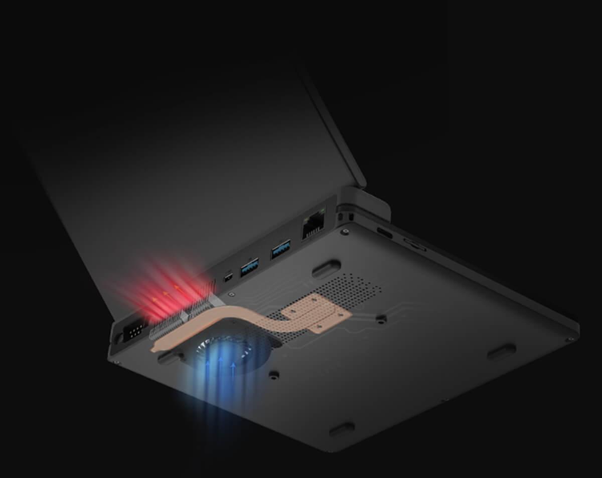 インテリジェント冷却システム