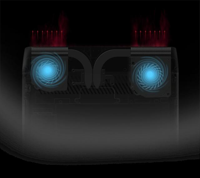 A+Bインテリジェント冷却システム